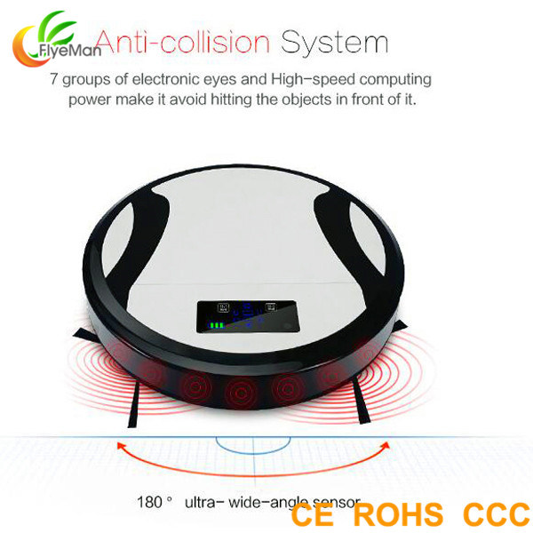 Home Appliance Smart Auto Robot Vacuum Cleaner