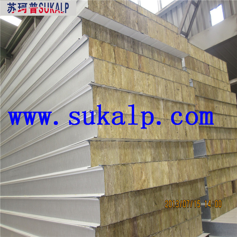 Sandwich Panel Rockwool pictures & photos