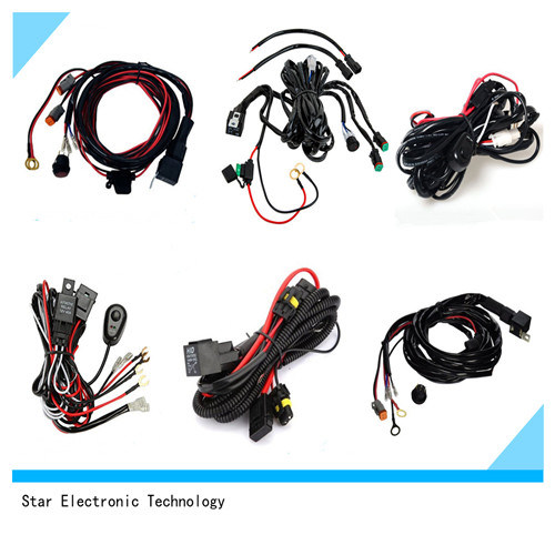China Latest On Off Road Switch Auto Light Wire Cable