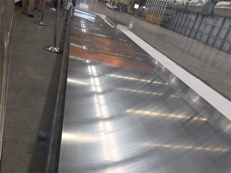 Super Strength Aluminum Plate 7075 / 2024 for Aerospace Application