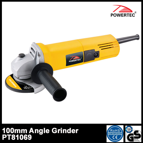 Powertec Dw801 850W Electric Angle Grinder (PT81069)