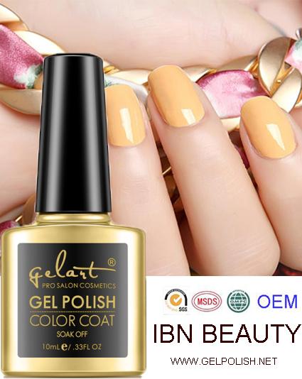 China Free Sample Colorful Art Nail Gel Polish Supplier 156 New