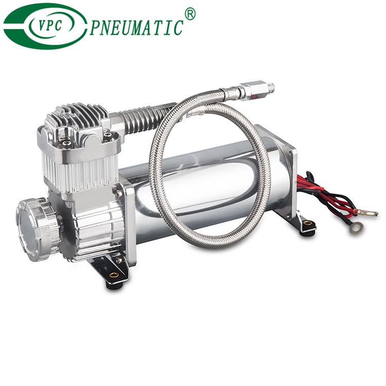 Air Ride Compressor >> Hot Item Viair 480c Chrome Utility Air Suspension Compressor