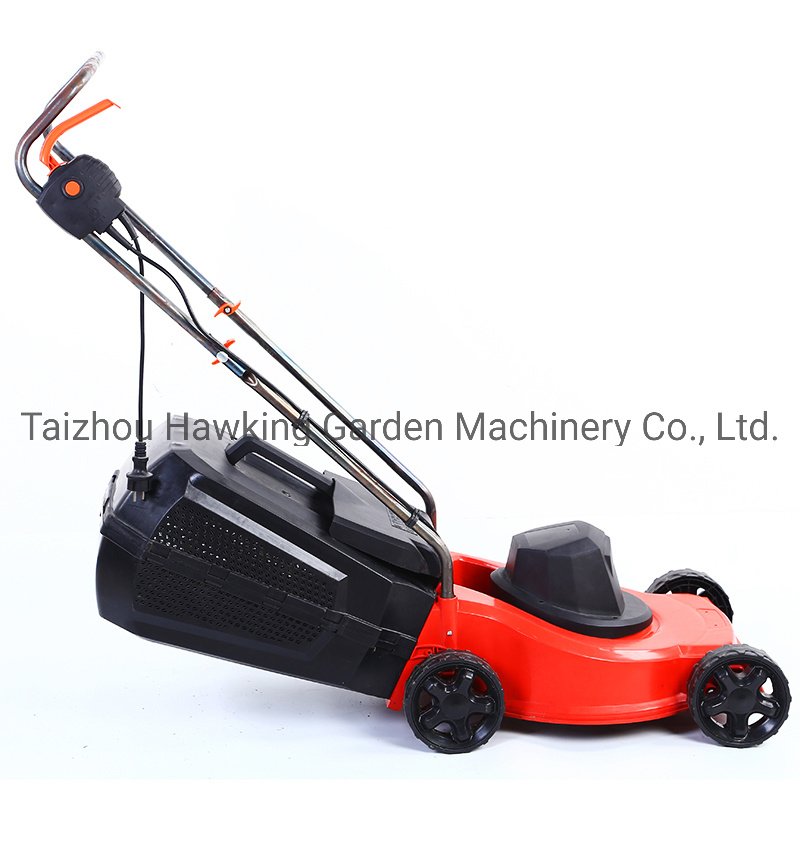 Hawking 1600W Electric Lawn Mower (HY6702) pictures & photos