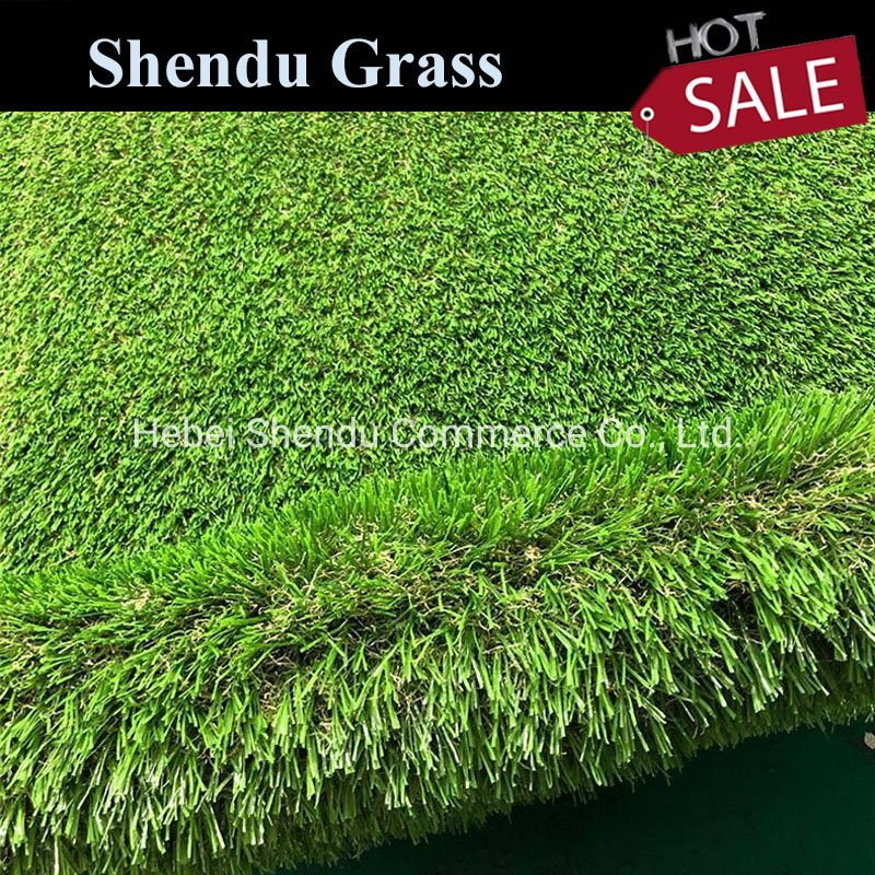 Hot Item Christmas Decorations Artificial Grass Wall Customized Pattern Rugs Carpet