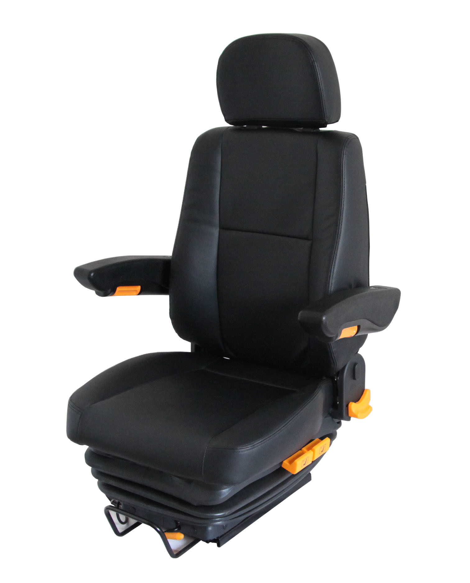 [Hot Item] Luxury Pneumatic Suspension Universal Crane Operator Chair for  Sale