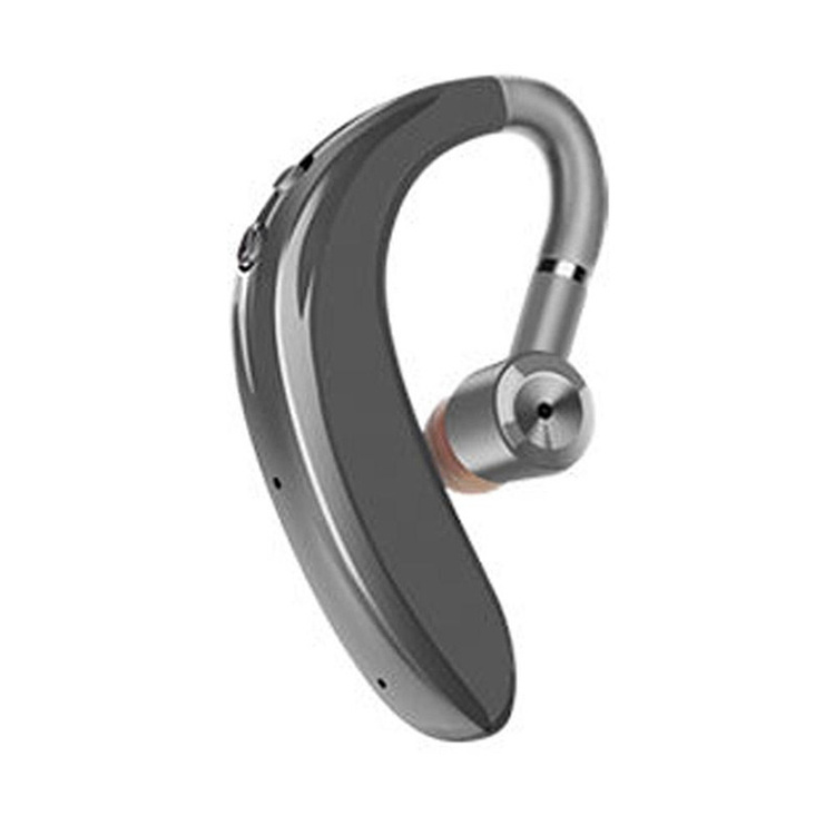 Bluetooth Headphones Single Ear Newest Fashion Flexible Ear Hook China Bluetooth Headset And Waterproof Headset Price Made In China Com