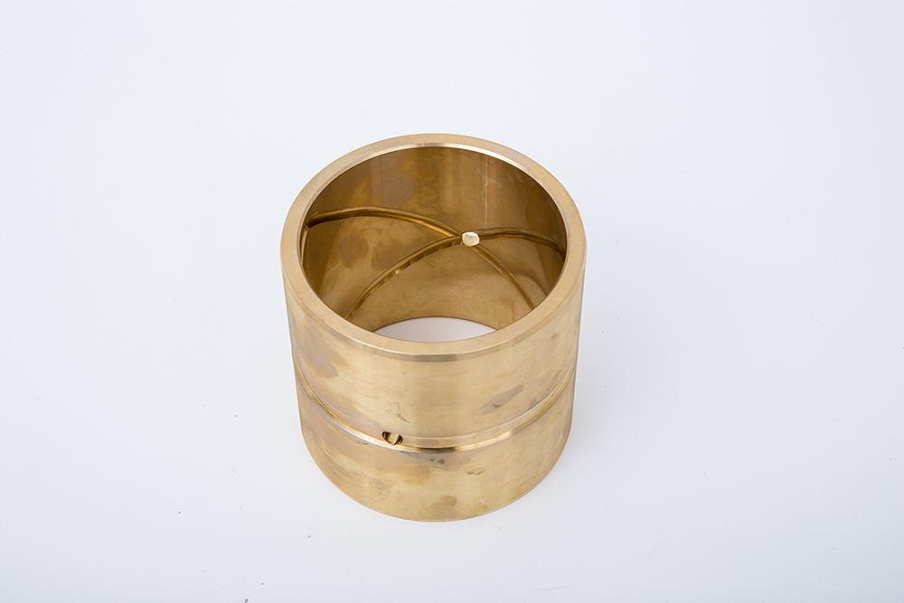 Investment cast copper chart gold spot candlestick
