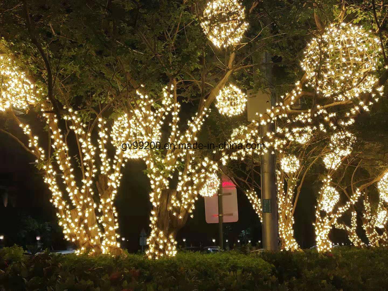 Christmas Tree Garden Decoration
