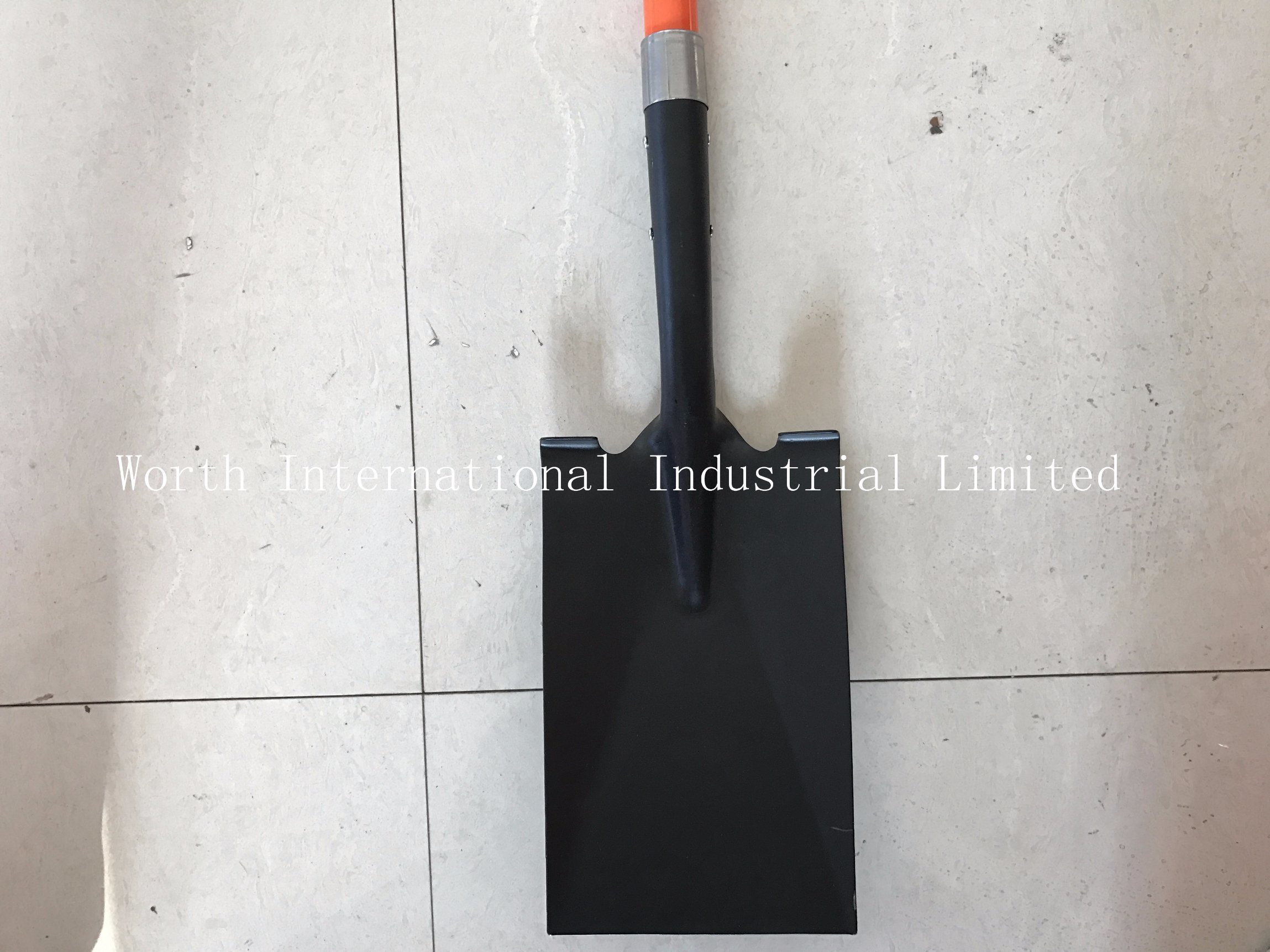 Fiberglass Handle Plastic D Grip Spade pictures & photos