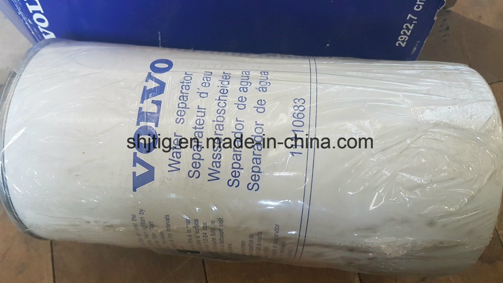 China Volvo11110683 Fuel Filter Spin On For Mercedes Benz Renault Wrap Trucks Bomag Paving Equipmen Oil