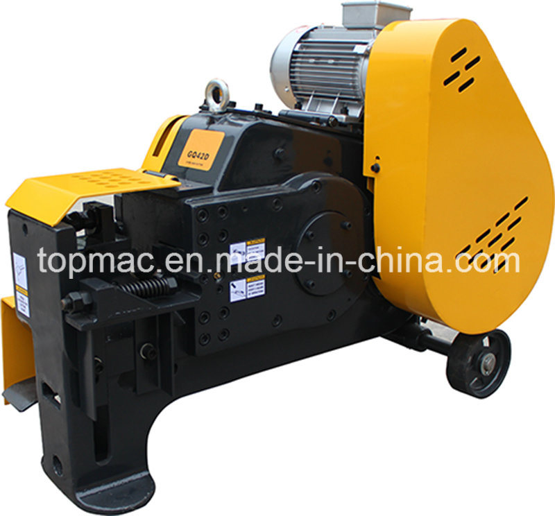 China Energy Steel Rebar Cutter Machine