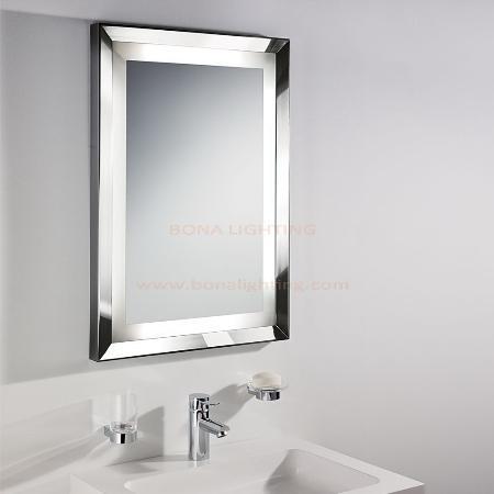 Square Shape Bathroom Mirror Frame