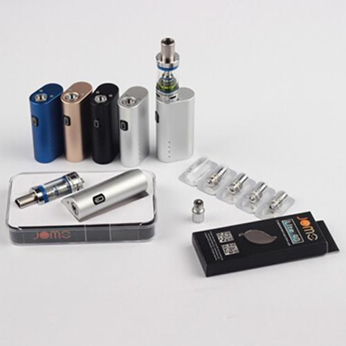 100% Authentic E-Cigarette Jomotech Lite 40W Box Mod 2200mAh Battery with Glass 0.5ohm Subtank, Fast Delivery