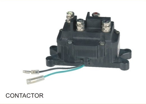 12v low voltage contactor of atv electric winch, relay