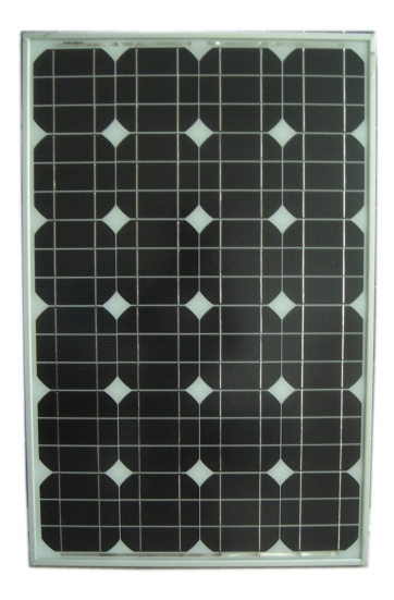 Mono Solar Panels 60watt with CE, ISO, SGS etc...