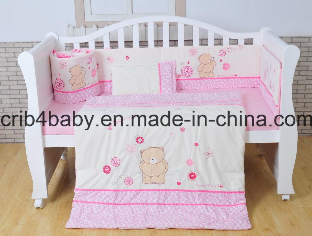 Baby Cot Bed Per Nursery Bedding
