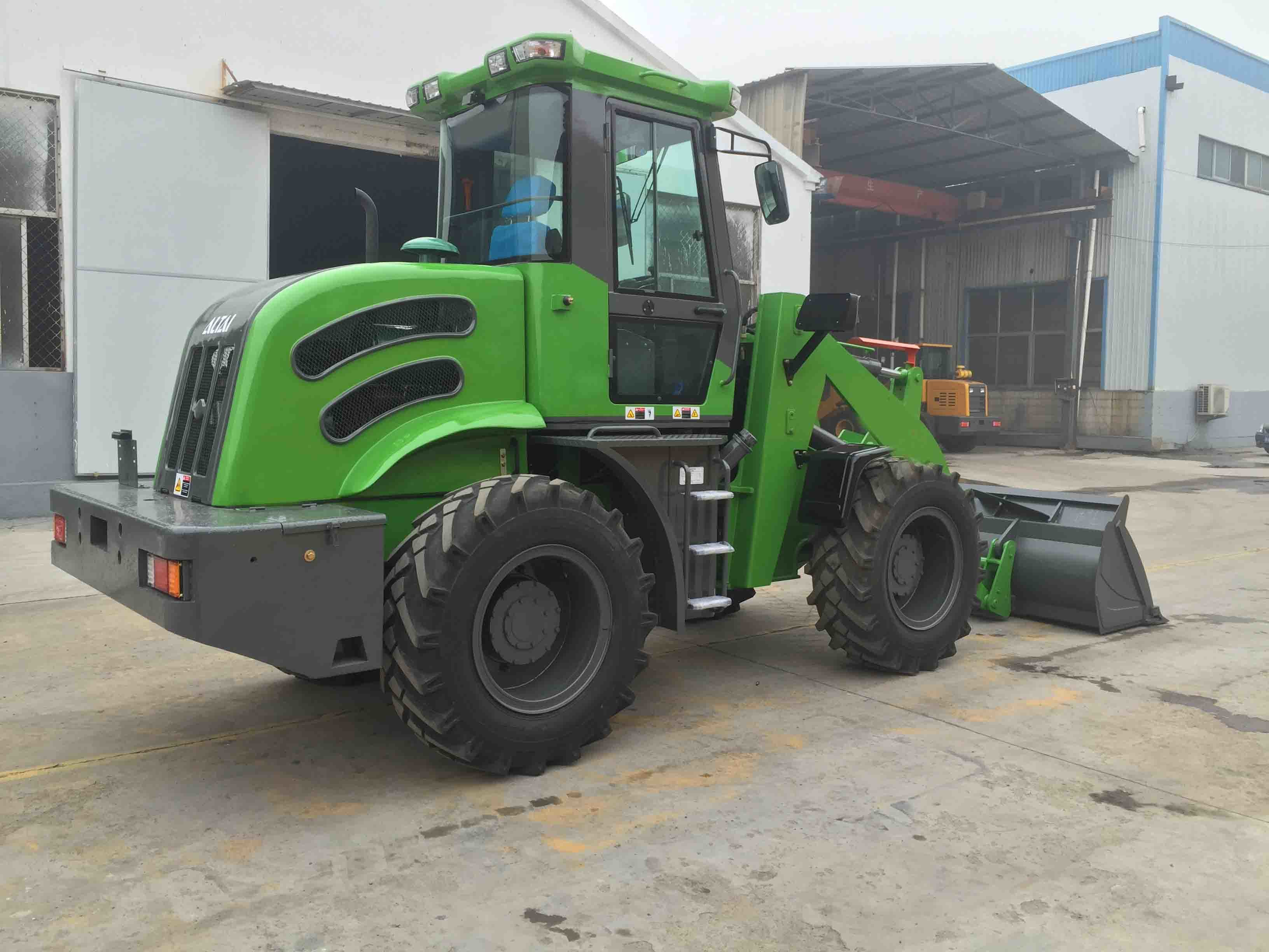 Zl930 Wheel Loader Best Price Top Quality Front End Loader Sale with Pallet Fork pictures & photos