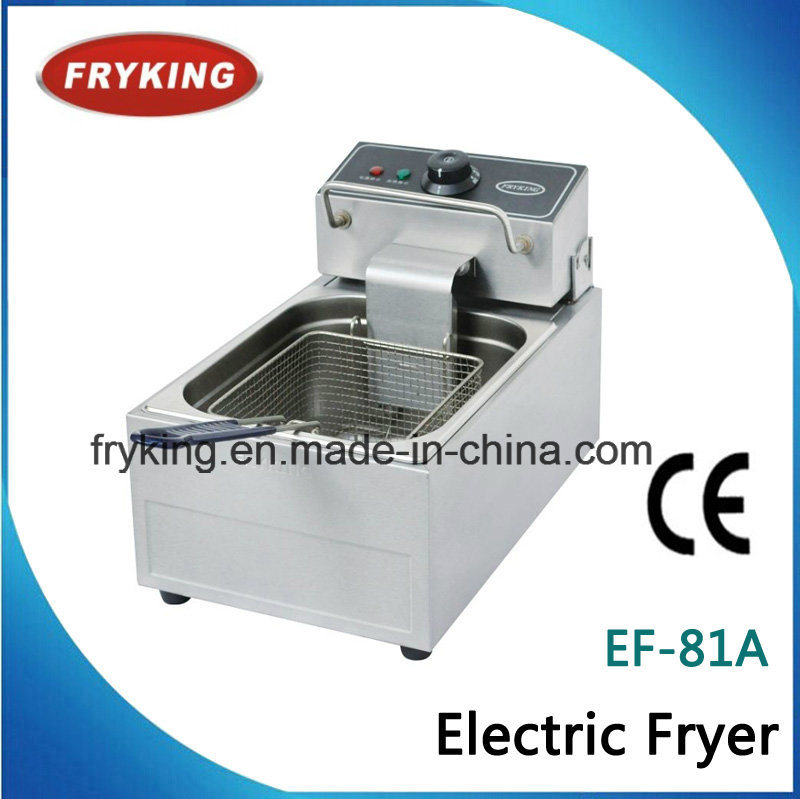 Stainless Steel Counter Top Fryer Electric Deep Fryer