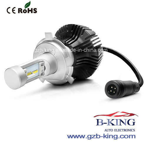 4000lm Fanless LED Car Headlight with Ce Certificate pictures & photos