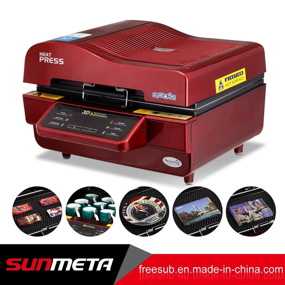 13041da3 Yiwu Sunmeta 3D Sublimation Vacuum Heat Transfer Sublimation Machine. Get  Latest Price
