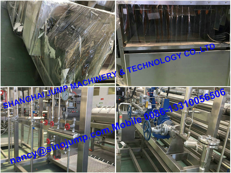 Tropical Fruits Processing Line/Fruit Juice Production Line