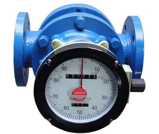 High Precision Cast Iron Flow Meter