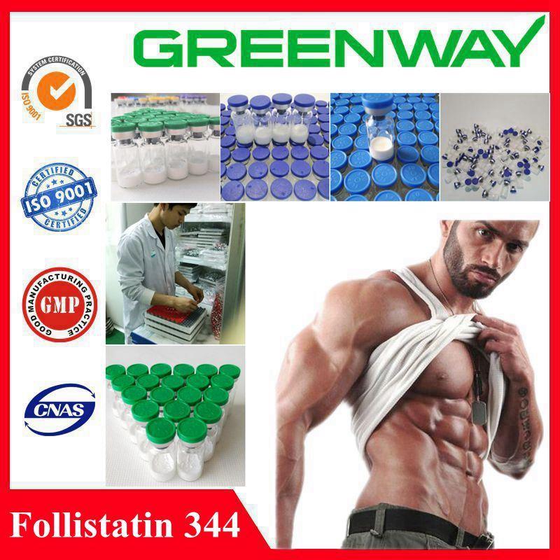 [Hot Item] Growth Peptides Follistatin 344/Bpc 157 for Bodybuilding