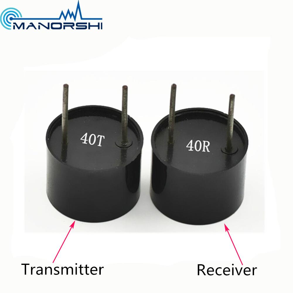 China 40khz Micro Ultrasonic Transmitter Detector Sensor Circuit Transducer Ultransonic