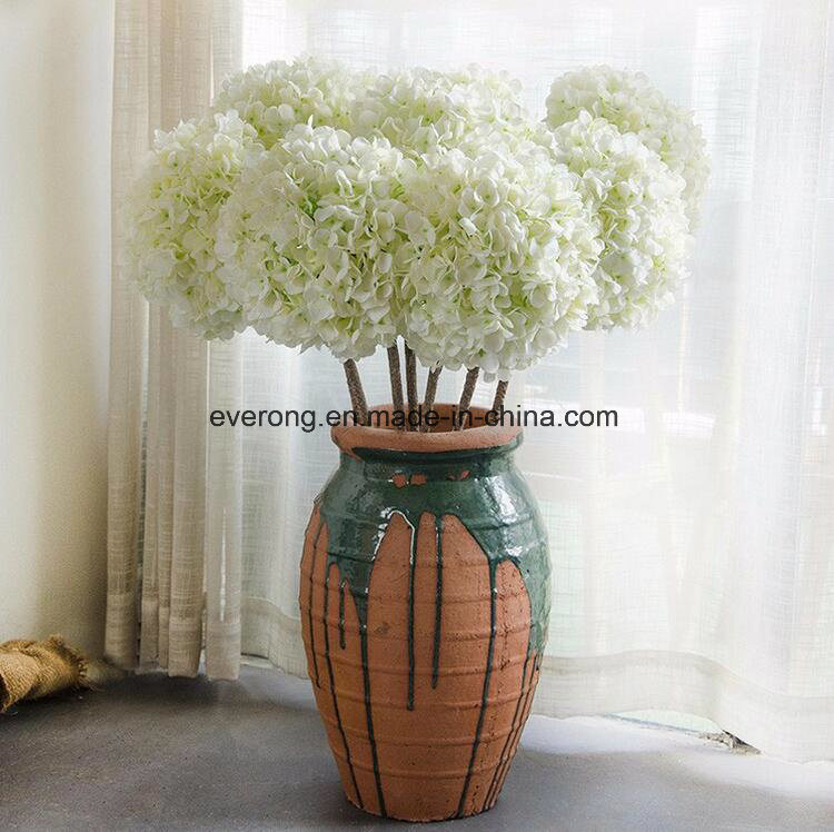 China Artificial Hydrangea Flowers Australia Wedding Bouquet Coral ...