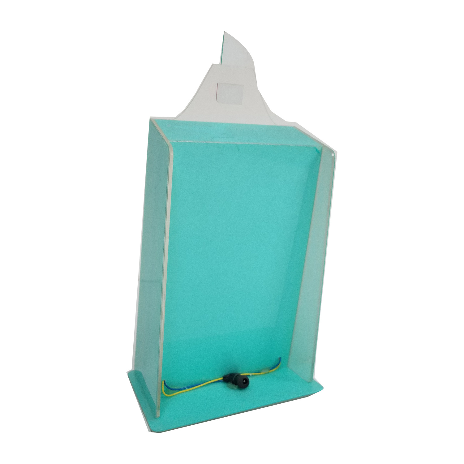 Acrylic Plastic Display Showcase Display Box for Color Pens pictures & photos
