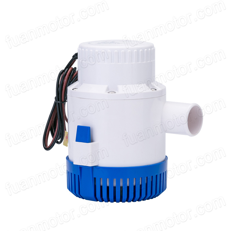 submersible low voltage pump 12v bilge pump marine boat pump