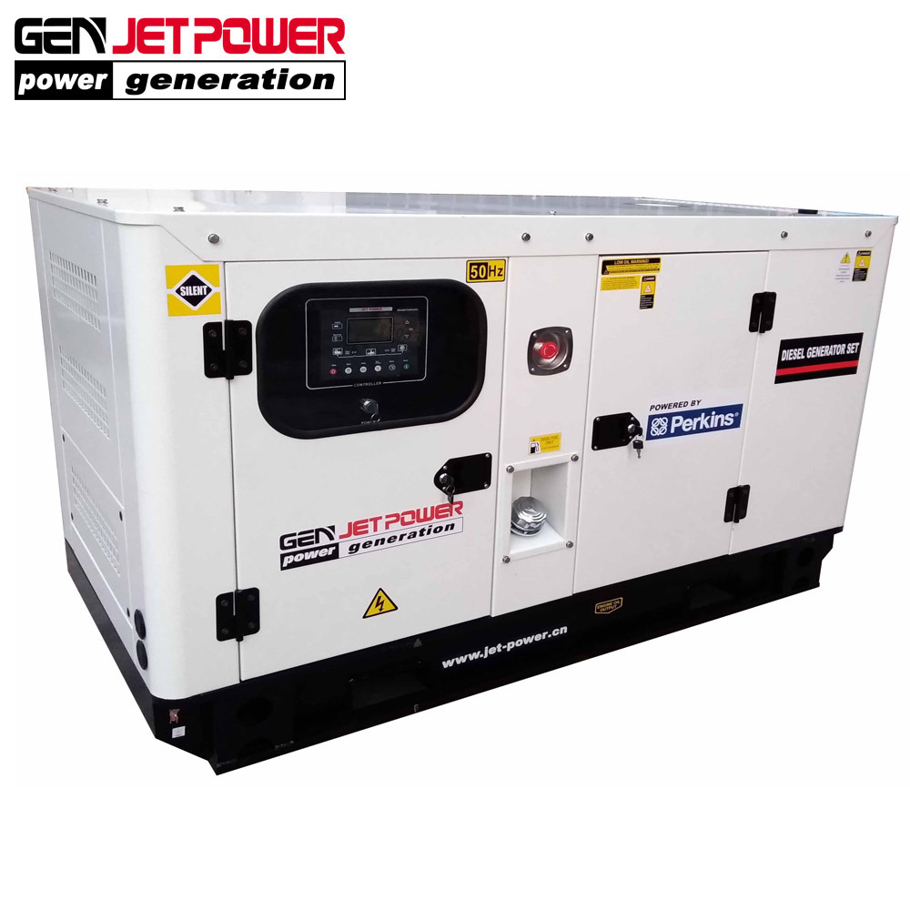 [Hot Item] Perkins Generators 403A-11g1 Engine 10kVA Super Silent Diesel  Generator Set Price