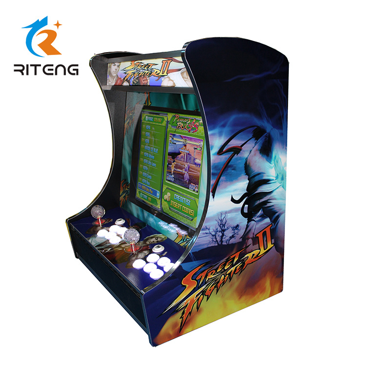 China Wholesale Price 19 Inch LCD Pandora Box Arcade Desktop Games Mini Arcade Bartop Cabinet Games - China Mini Bartop Arcade Game Machine  sc 1 st  Guangzhou Riteng Electronics Co. Ltd. & China Wholesale Price 19 Inch LCD Pandora Box Arcade Desktop Games ...