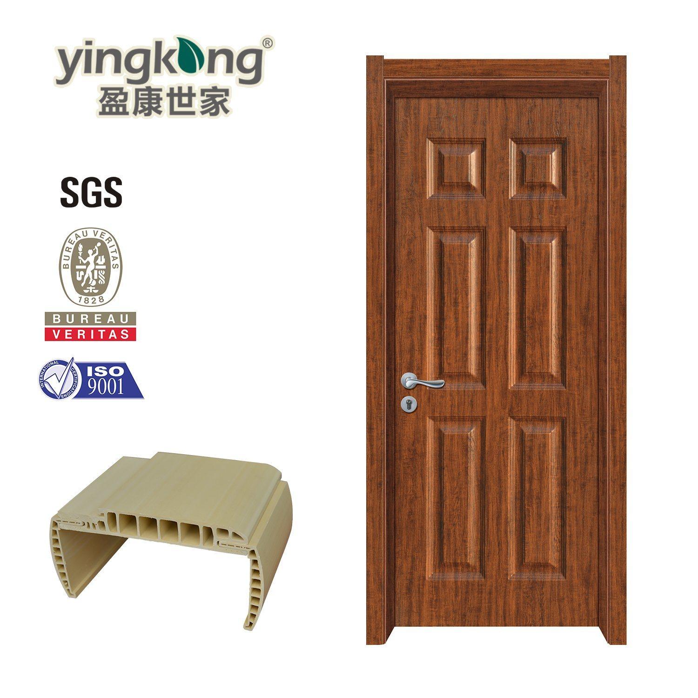 [Hot Item] Yk-627 Interior WPC Door for Oman Qualified Factory Supplier