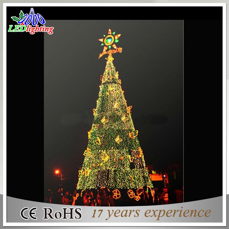 china huge event decor led spiral rope light pvc christmas tree china pvc christmas tree christmas tree led lights - Led Spiral Christmas Tree