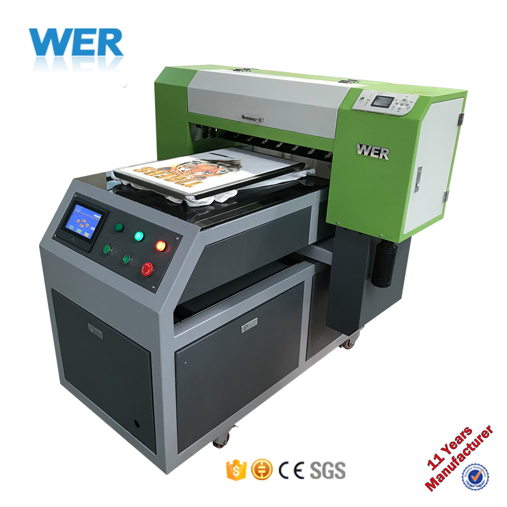 China A1 Lowest Price 6090 T Shirt Printing Machine China T Shirt