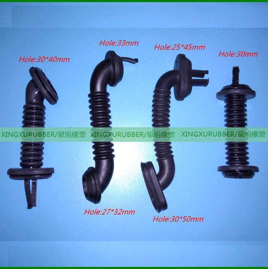 China EPDM Car Door Rubber Wire Cable Grommet - China Rubber Door ...