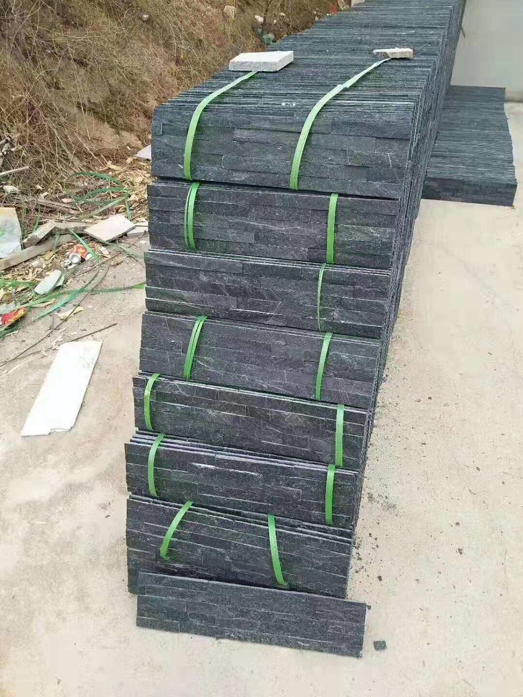 Hot Item Natural Stone Black Yellow Green White Basalt Slate Tumbled Sandstone Kerbstone Granite Paving Stone For