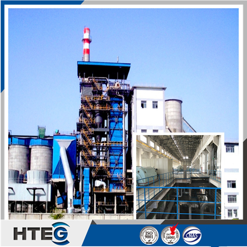 China EPC Service CFB Steam Boiler for Power Station - China Boiler ...