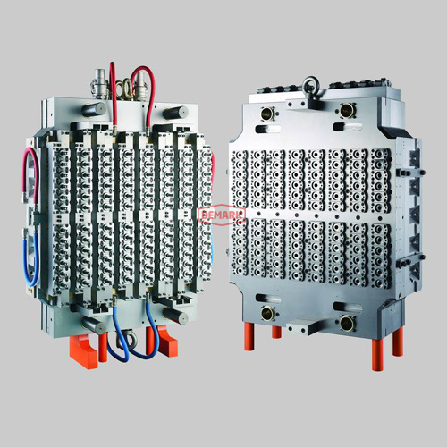 Hot Runner Pet Preform Injection Mould 96cavity for Juice