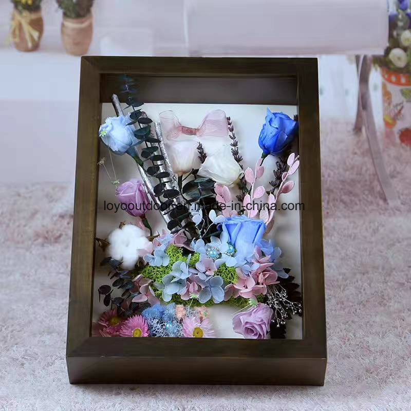Preserved Fresh Flowers Gift Pack Immortal Flowers Never Withered Colorful Roses