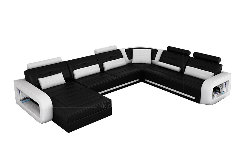 7 Seater Furniture Couch L Shape