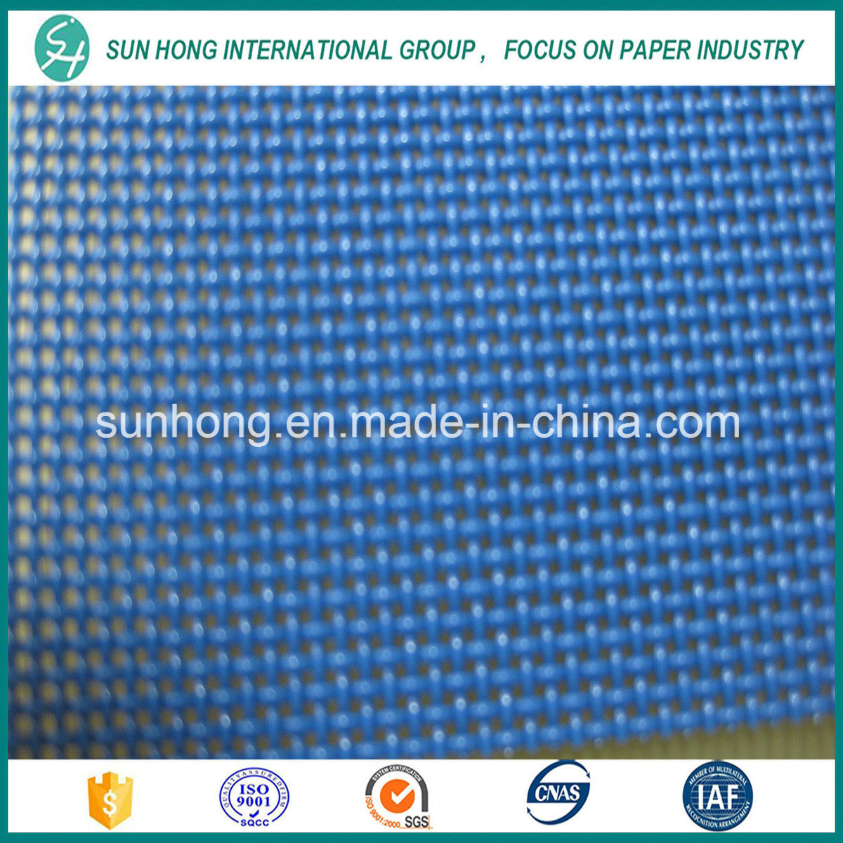 100% Polyester Spiral Dryer Screen for Paper Mill /Dryer Fabric pictures & photos