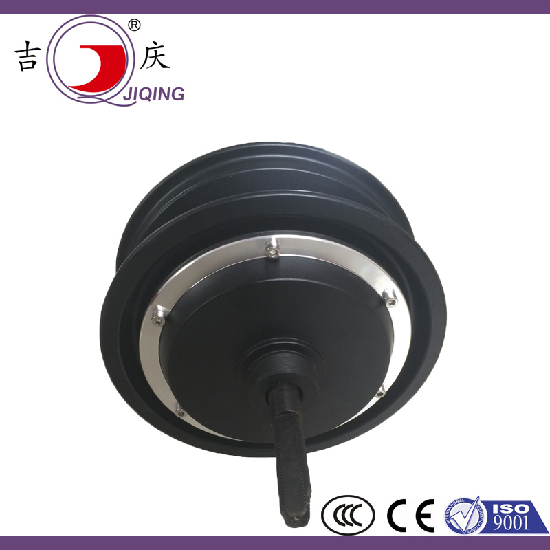 10 Inch 60V Disc Brake Et Electric Bicycle Motor pictures & photos