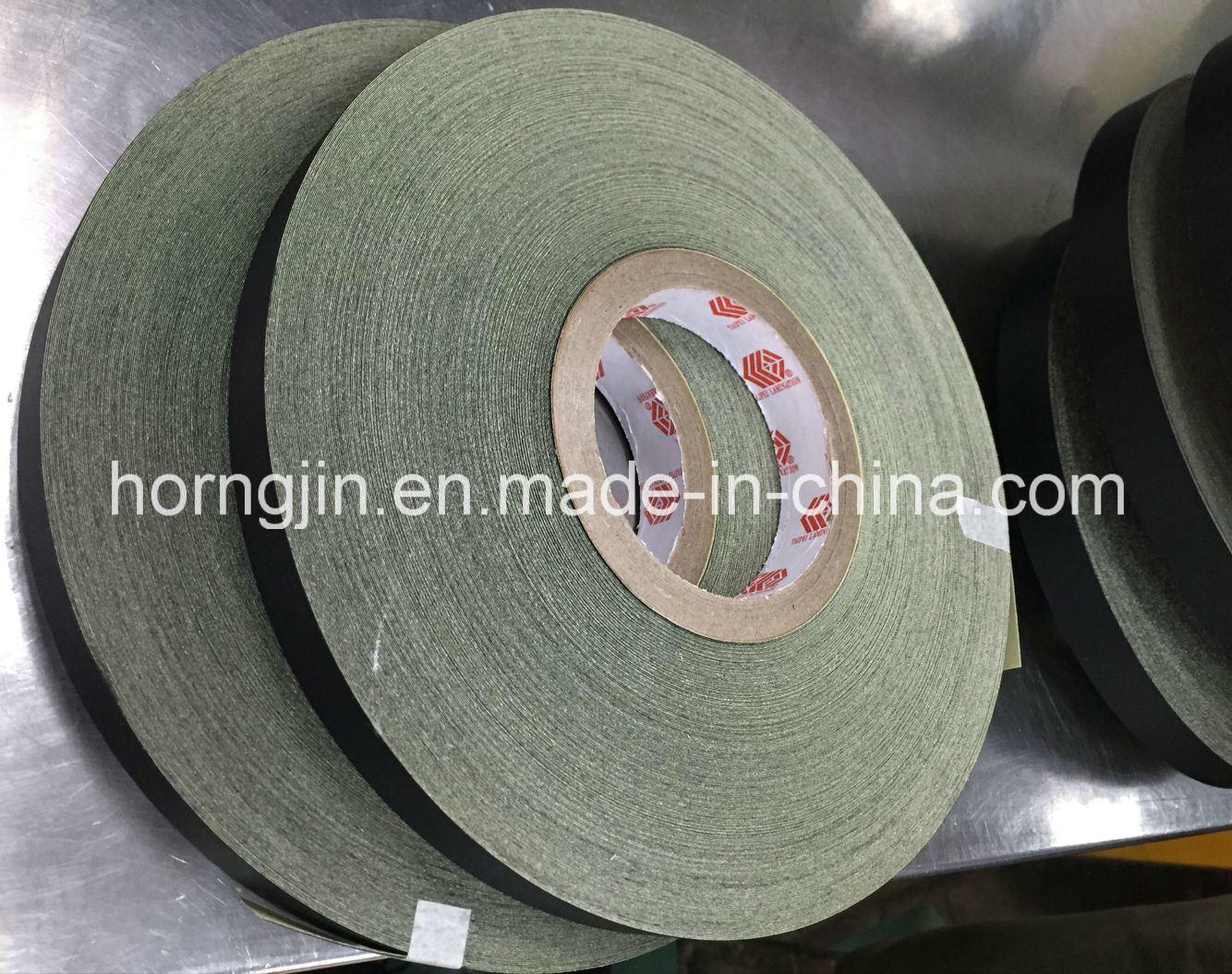 China Black Flame Retardant Acetate Cloth Tape With Acrylic Wiring Insulation