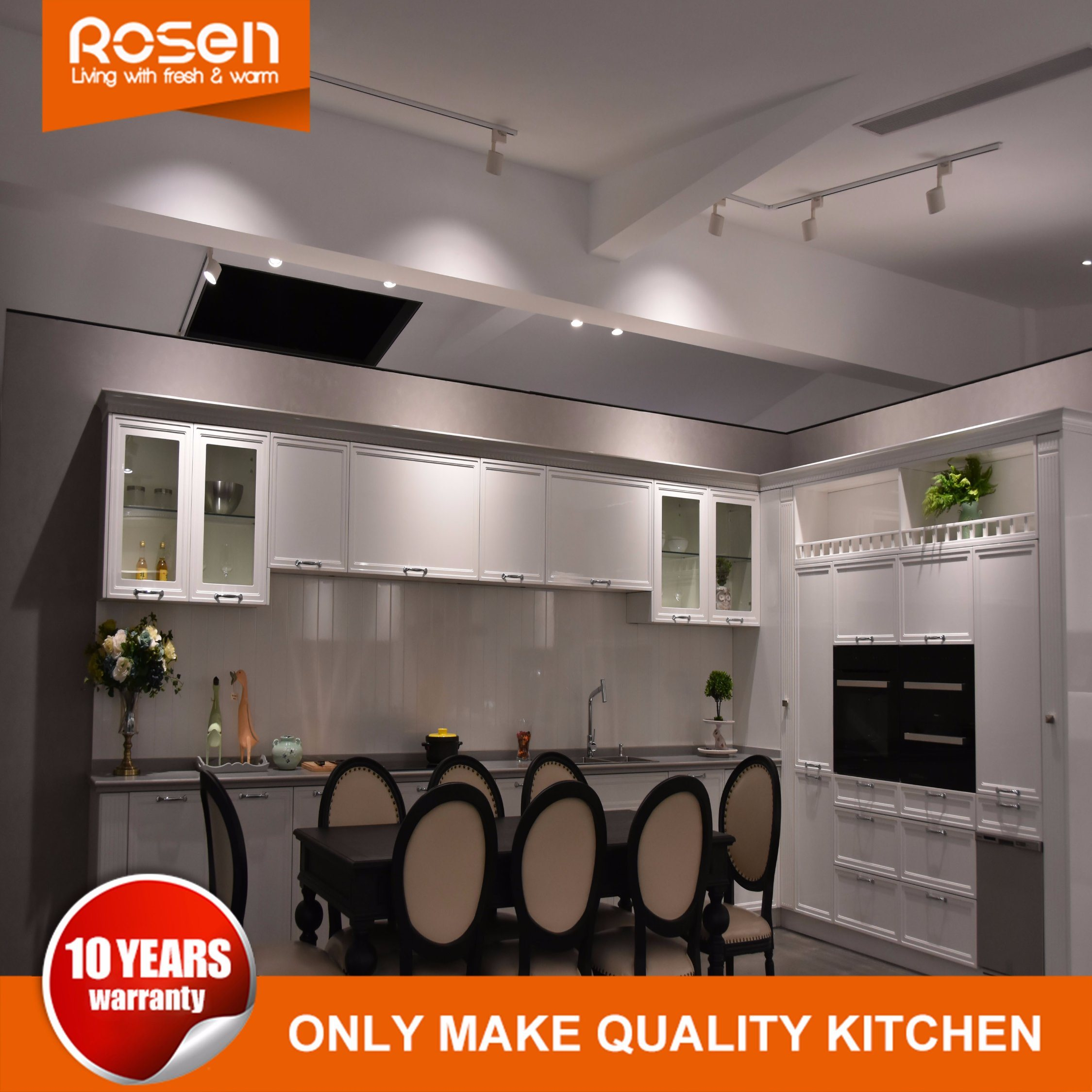 China Modern Australia Style Best White Painting Kitchen Cabinets - Best product for painting kitchen cabinets