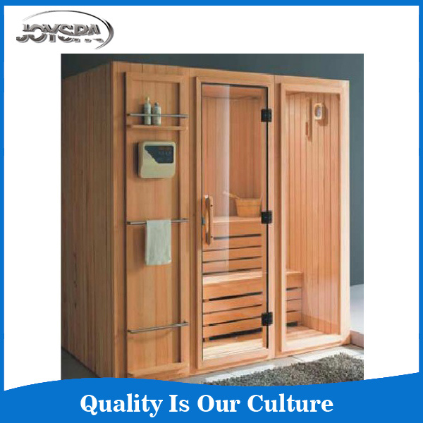 3-8 Person Capacity and Sauna Rooms Type Sauna Home