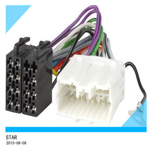 china car auto electric stereo radio player 16 pin wire harness rh starconnect en made in china com