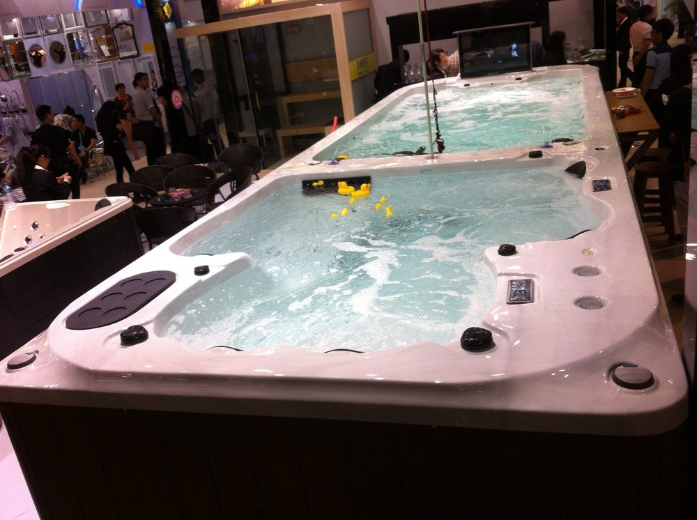 China Monalisa Outdoor Hot Tub SPA with Whirlpool Jacuzzi Bathtub M ...